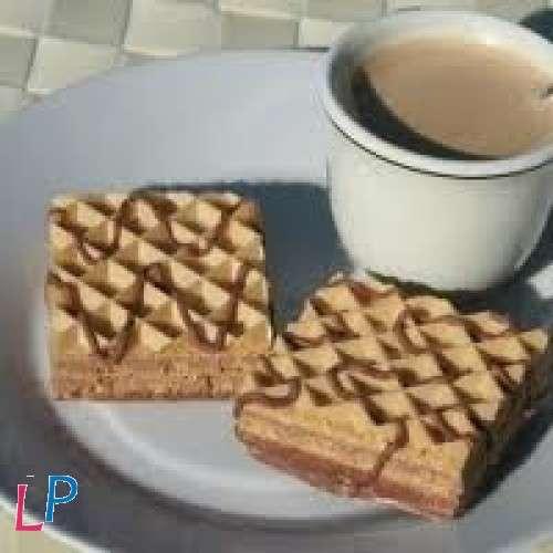 Very low sugar wafel Mokka 6 stuks