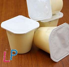 Vanillepudding low lactose 4 potjes
