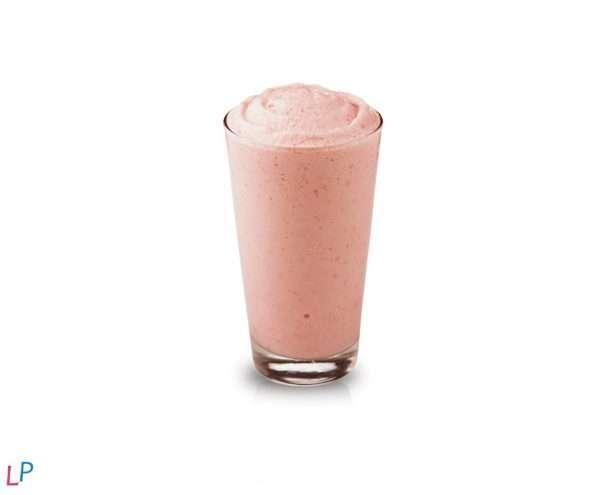 Flesje Aardbei Creamy drank 200 ml