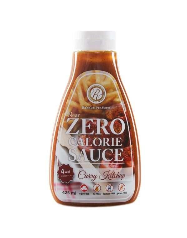 Curry ketchup Zero - Rabeko