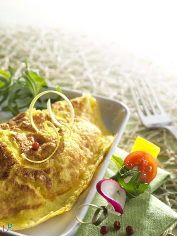 Omelet kaas 7 zakjes