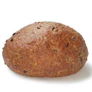 Omega 3 volkoren broodjes 2 stuks (2x50g) Bètaglucanen