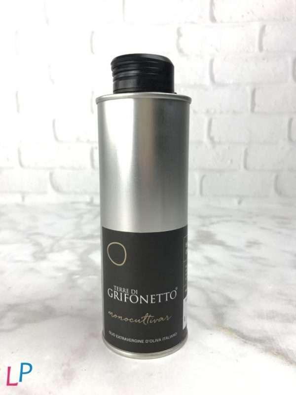 Olijfolie extra vierge Terre di Grifonetto - Dolce Agogia 100 % italiano 250 ml