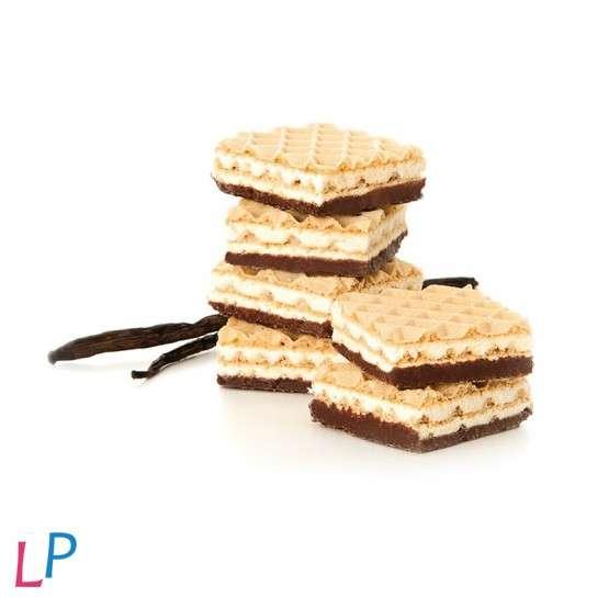 Very low sugar wafel vanille 6 stuks